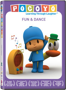 Pocoyo: Fun and Dance With Pocoyo