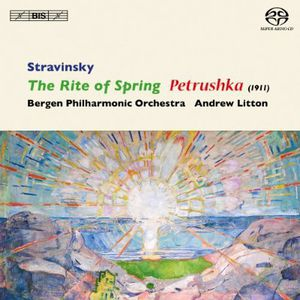 Rite of Spring /  Petrushka