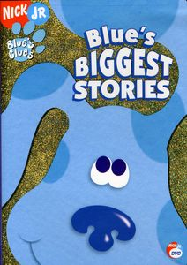 Blue's Clues: Blue's Biggest Stories [Full Screen] [Animated]