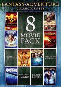 8-Film Fantasy-Adventure Collectors Set