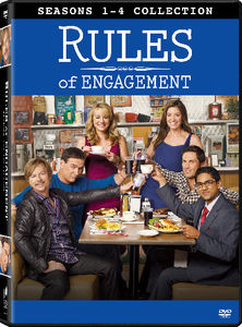 Rules of Engagement: Season One /  Rules of Engagement: Season Two /  RulesOf Engagment: Season Three