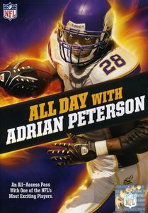 All Day With Adrian Peterson