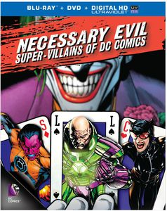 Necessary Evil: Villains of DC Comics