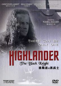 Highlander-The Black Knight [Import]