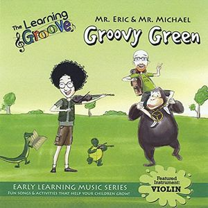 Groovy Green from Learning Groove