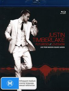 Futuresex/ Loveshow Live from Madison Square Garden [Import]