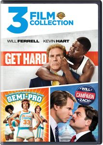 3 Film Collection: Will Ferrell