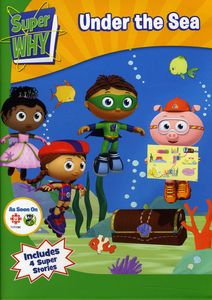 Super Why: Under the Sea [Import]