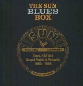 Sun Blues Box /  Various