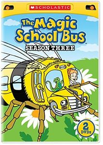 The Magic School Bus: Season Three
