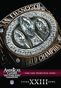Nfl America'S Game: 1988 49Ers (Super Bowl XXIII)