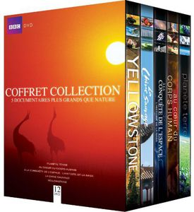 Coffret Collection BBC: 5 Documentaires Plus Grand [Import]
