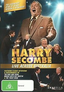 Harry Secombe Live Across Australia