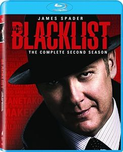 The Blacklist: The Complete Second Season