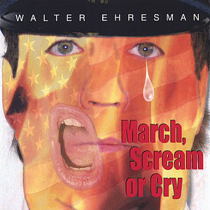 March Scream or Cry