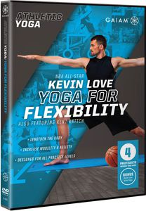 Athletic Yoga: Yaga for Flexibility W/  Kevin Love