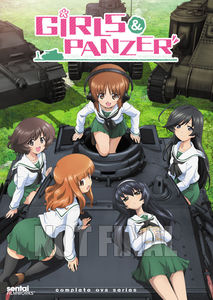 Girls Und Panzer Ova Specials