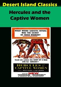 Hercules & the Captive Women