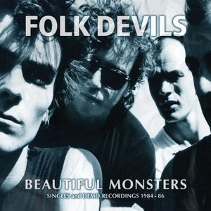 Beautiful Monsters: Singles and Demo Recordings 1984-86