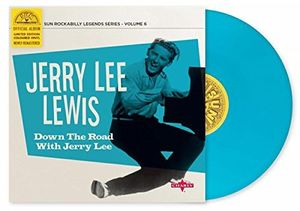 Down The Road With Jerry Lee [Import]
