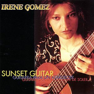 Sunset Guitar