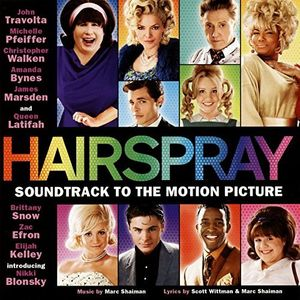 Hairspray (Original Soundtrack) [Import]