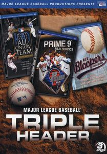 Major League Baseball Triple Header