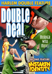 Harlem Double: Double Deal/ Mistaken Identity [Black and White]