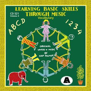 Learning Basic Skills Through Music-Vocabulary