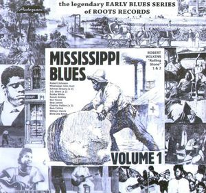 Vol. 1-Mississippi Blues 1927-42 [Import]