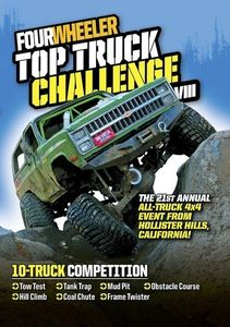 Four Wheeler Top Truck Challenge VIII