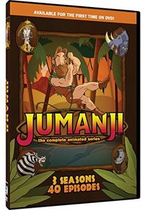 Jumanji: The Complete Animated Series