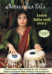 Learn Tabla Well, Vol. 2