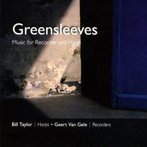 Greensleeves Music for Recorder & Harp