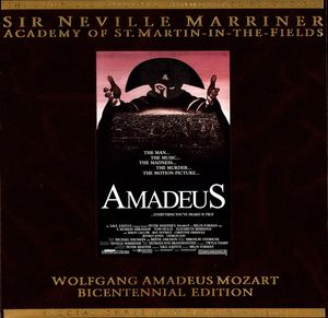 Amadeus (Bicentennial Edition) (Original Soundtrack)