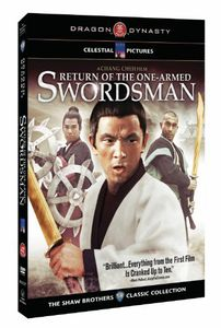 The Return Of The One-Armed Swordsman [Widescreen] [Dubbed] [Subtitled]