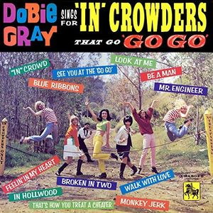 "Sings For ""In"" Crowders That Go ""Go-Go"