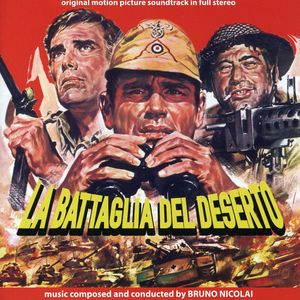 La Battaglia Del Deserto (Original Soundtrack) [Import]
