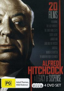 Alfred Hitchcock-A Legacy of Suspense [Import]