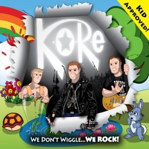 We Don't Wiggle We Rock!