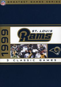 St. Louis Rams 1999 Playoffs: NFL Greatest Games [Standard] [3 Discs][Slim Pack]