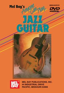 Anyone Can Play Jazz Guitar