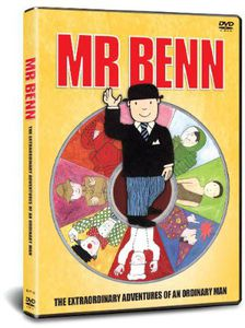 Mr Benn: Red Knightcaveman Diver Cowboy Spaceman