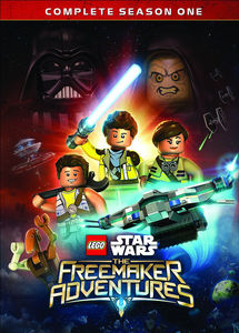 Lego Star Wars: Freemaker Adventures