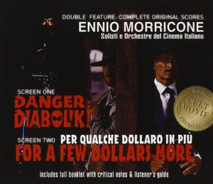 Danger Diabolik & For A Few Dollars More (Original Soundtrack) [Import]