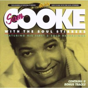 Sam Cooke with Soul Stirrers