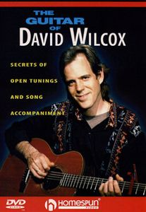 The Guitar Of David Wilcox [Instructional]