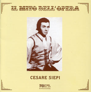 Cesare Siepi Sings Songs & Arias By