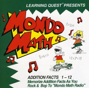 Mondo Math; Addition Facts 1-12