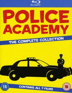 Police Academy 1-7-The Complete Collection